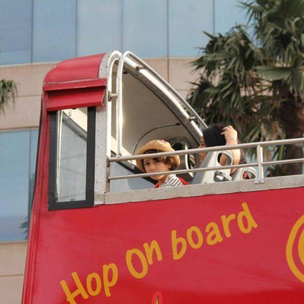 colombo city tour bus