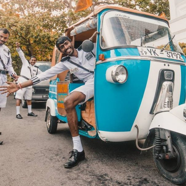 Colombo Tuk-Tuk Tour