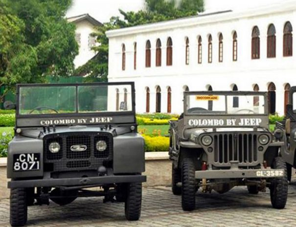 Private Colombo City Tour – Colombo by Jeep