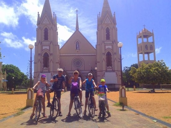 Negombo Countryside Cycling Toddy Hunt Adventure