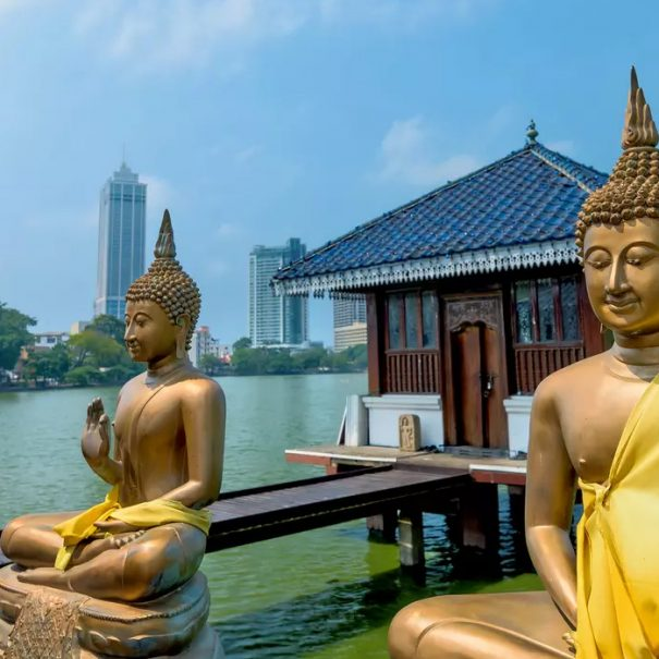 Half-Day Colombo City Tour by Double-Decker Bus