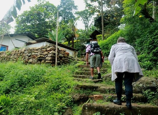 Private Full-Day Village Walking Tour from Kandy