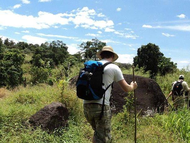 Hanthana Mountain Trekking Tour