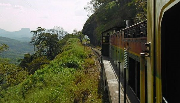 Scenic Train Ride from Colombo to Kandy